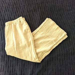 VTG Linen Pants Size 10